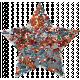 Challenged Star 03- Glitter Grunge