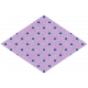 Challenged Sticker 02- Diamond Hearts