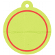 Challenged Circle Tag- Light Green