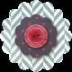 Taiwan Paper Flower 10k- Diagonals & Polka Dot