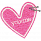 You+Me Heart