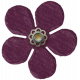 Taiwan Paper Flower- Purple