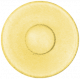 Plugged Button- Cream