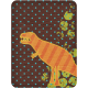 Dino Journal Card- T Rex