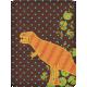 Dino Journal Card- T Rex