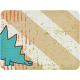Dino Journal Card- Stegosaurus