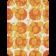 Dino Journal Card- Large Polka Dots