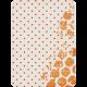 Dino Journal Card- Polka Dots