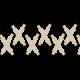 Berlin Tan Stitching