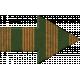 Chipboard Arrow 01 Green- Cambodia
