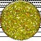 Cambodia Glitter Brad- Yellow