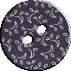 Cambodia Button- Navy