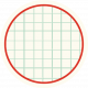 Cambodia Grid Tag- Circle Small