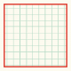 Cambodia Grid Tag- Square Small