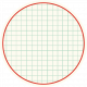 Cambodia Grid Tag- Circle Large
