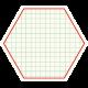 Cambodia Grid Tag- Hexagon