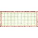 Cambodia Grid Tag- Rectangle Grunge
