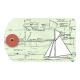 Sailboat Tag