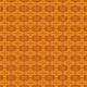 Malaysia Orange Damask Paper