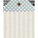 Malaysia Tag- Blue & Striped