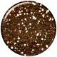 Malaysia Glitter Brad- Brown