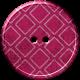 Malaysia Plastic Button- Diamonds