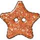 DSF Aug 2012 Button- Star Orange