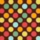 E&G Polka Dot Paper