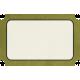 Tag Shape 112- Green