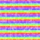 Neon - paper rainbow stripes