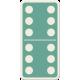 Domino- 6 & 6