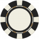 Poker Game Coin- White
