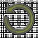 Green Chipboard Arrow