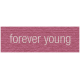 Reflection Forever Young Label