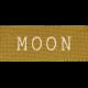 Khaki Scouts Label- Moon