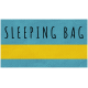 Khaki Scouts Label- Sleeping Bag