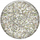 Cambodia Glitter Brad- silver