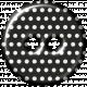 Boozy Beer Button- Black & White
