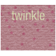 Reflection Twinkle Label