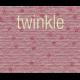 Reflection Twinkle Label