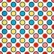 Shellfish- paper circles