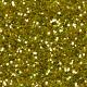 Korea Glitter- Dark Yellow