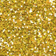 Korea Glitter- Yellow