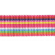 Brighten Up Bow- Rainbow Ribbon