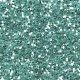 Deck The Halls- Blue Glitter