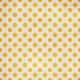 Polka Dots 35- Orange & White Paper
