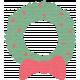 Deck The Halls- Wreath