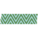 Like This Tape- Green & Blue Chevrons