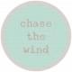 Lake District Label- Chase The Wind
