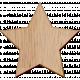 Lake District Wood- Star